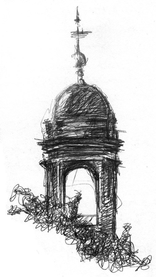 Observational Sketch of a Cupola